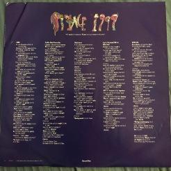 Record one credits and lyrics