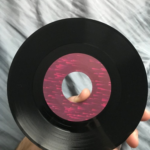 """Purple Rain"" a-side"