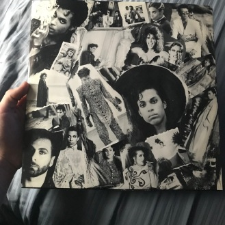 Parade inner sleeve