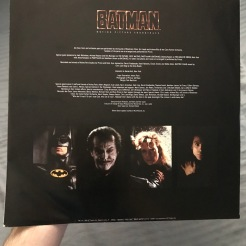 Batman inner sleeve