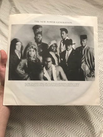 Record two; inner sleeve
