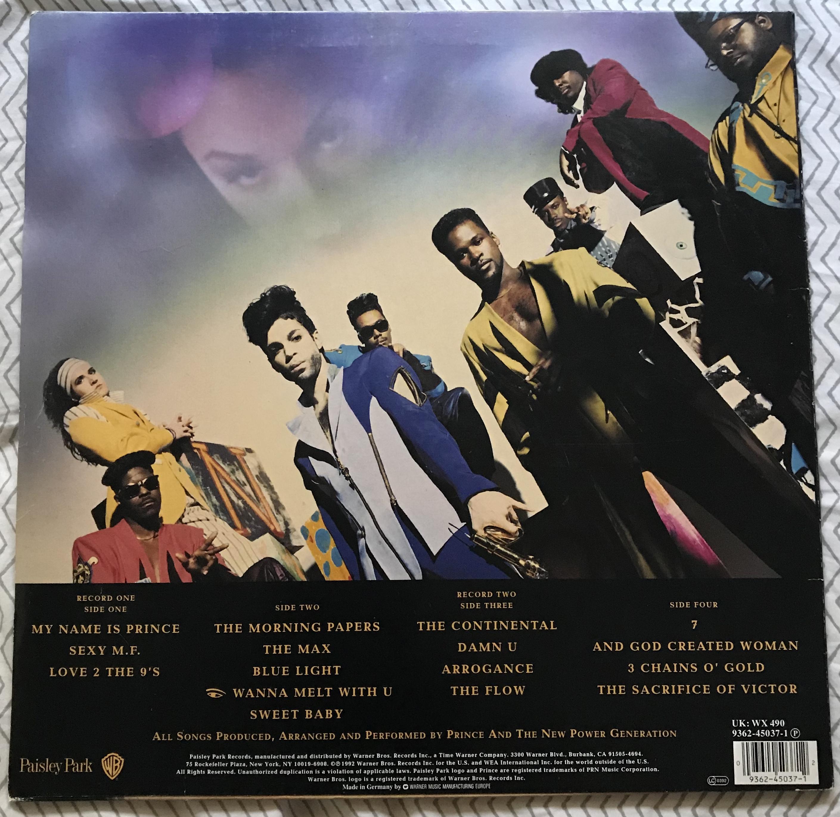 Love Symbol Album Vinyl Images Havarti