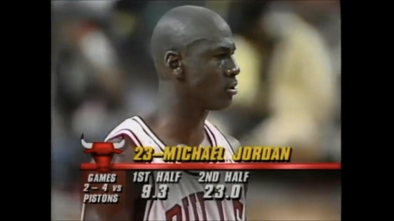 Jordan '91 Finals Game 1