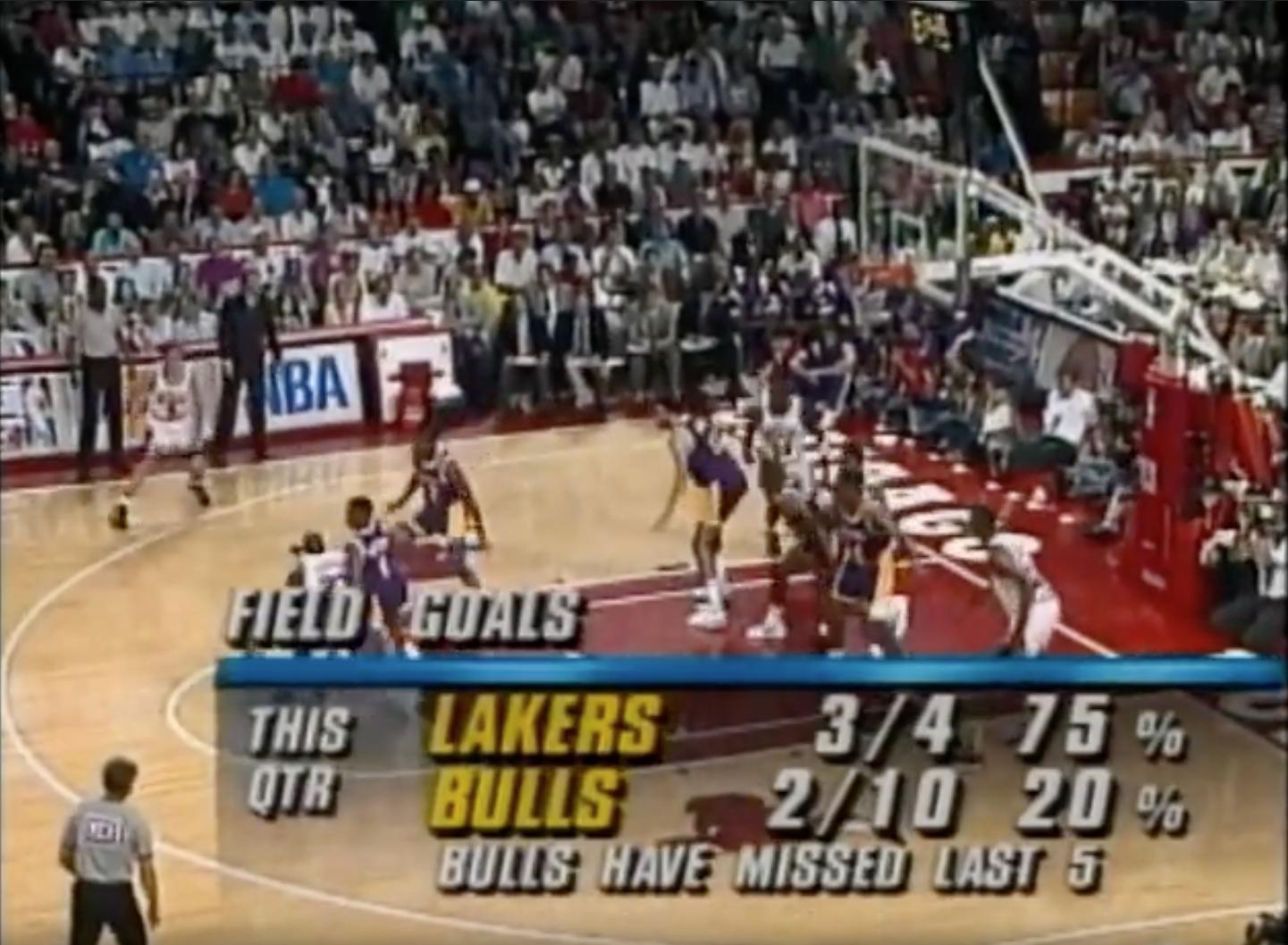 '91 Finals Game 1