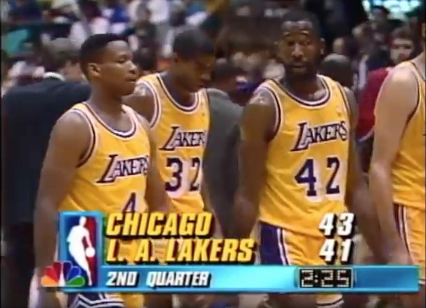 '91 Finals Game 3