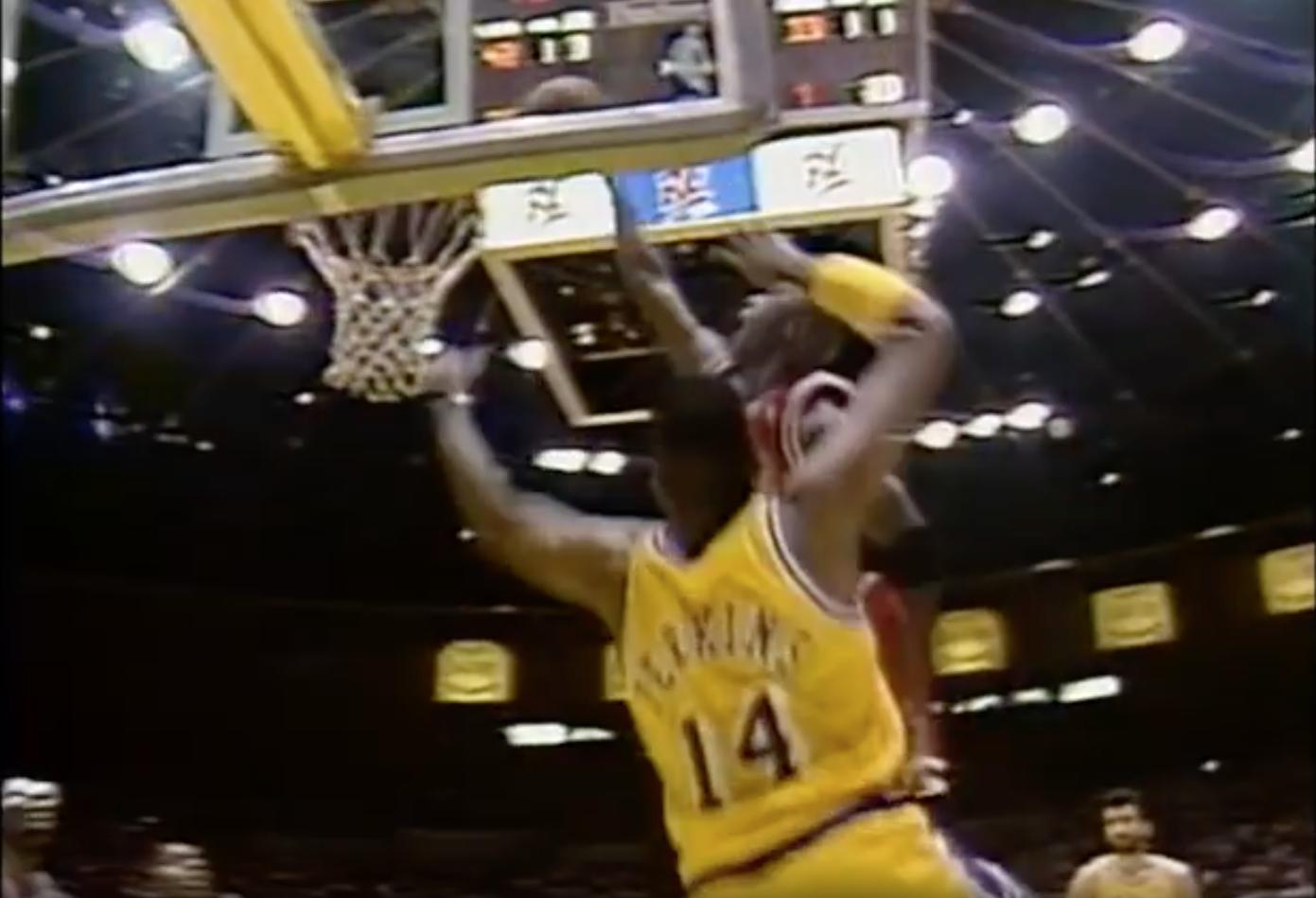 '91 Finals Game 4