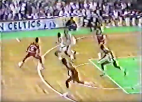 Bird '81 Finals Game 2