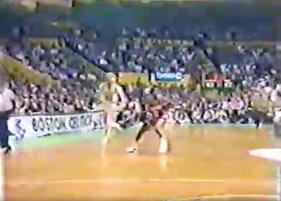 Bird '81 Finals Game 2