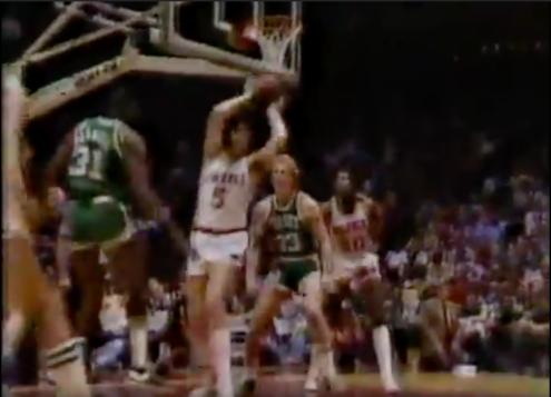 '81 Finals Game 4