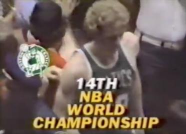 '81 Finals Game 6